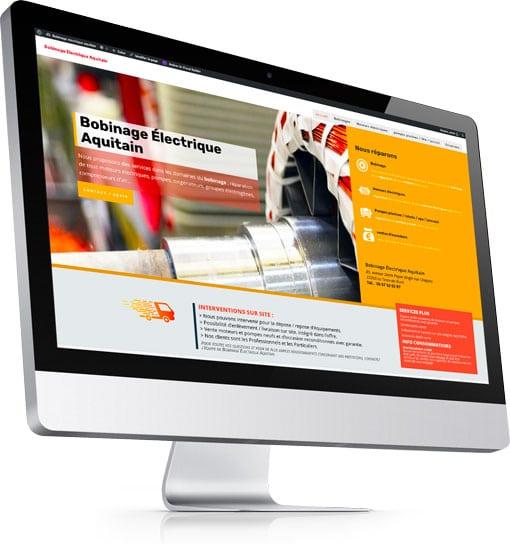 création Sites internet wordpress 2