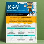 flyer pour la societe PGA47