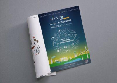 """Encart publicitaire pour """"EnviroPRO"""""""